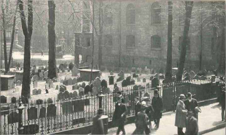 Historic King's Chapel Burying Ground