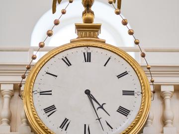 Old South Meeting House Clock